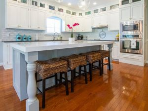 custom kitchen refinishing