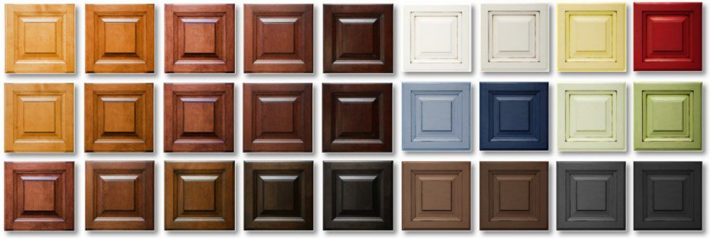 cabinet color change options